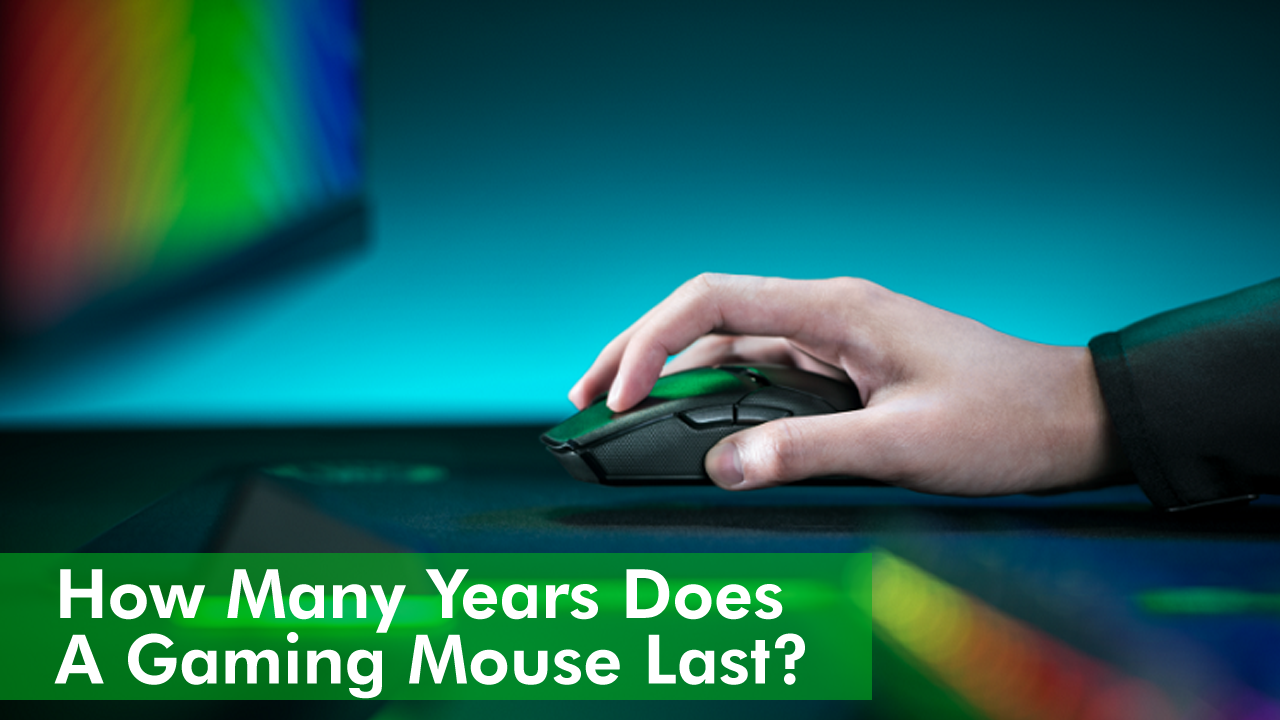 How Many Years Does A Gaming Mouse Last