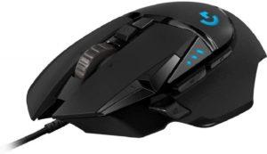 Logitech G502 Hero High-performance Gaming Mouse