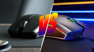 Simple Mouse VS Gaming Mouse