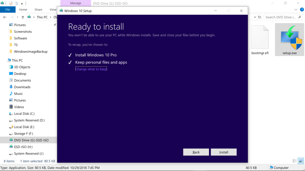 Keep Your Operating System Updated