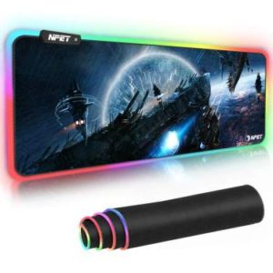 NPET MP02-SP RGB Gaming Mouse Pad