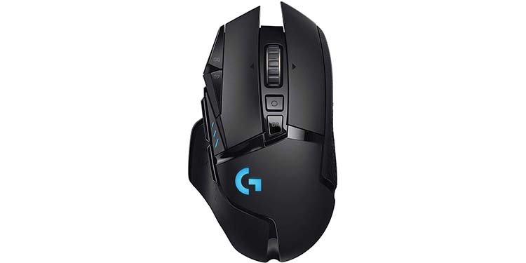 Logitech G502 Wireless Gaming Mouse