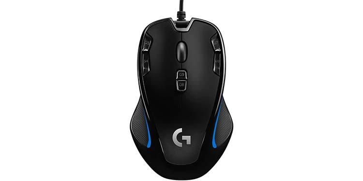 Logitech 910-004360 G300s Ambidextrous Gaming Mouse