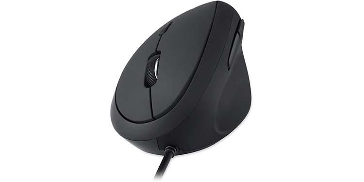 Perixx Ergonomic Vertical Mouse PERIMICE-519 for small hands