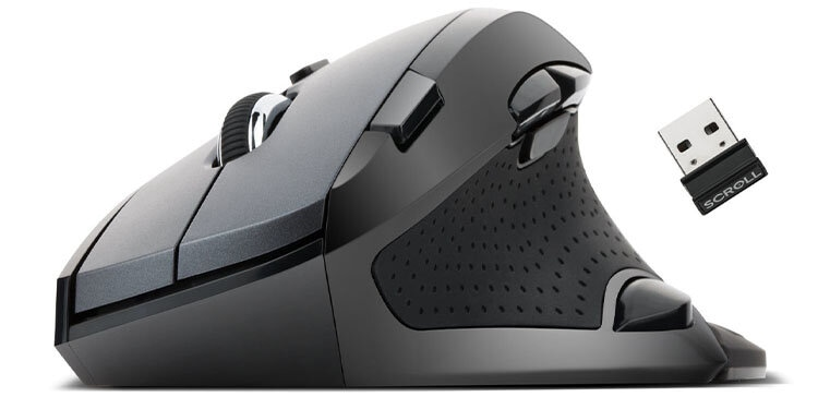 Right Ergonomic Gaming Mouse