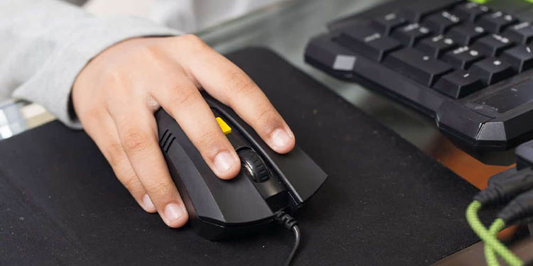 How To Properly Use a Mouse For Gaming